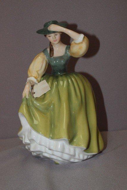 "188C: Royal Doulton ""Buttercup"" lady figure, HN2309"