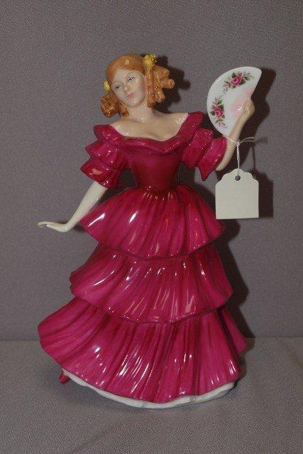 "188E: Royal Doulton ""Jennifer"" lady figure, HN3447"