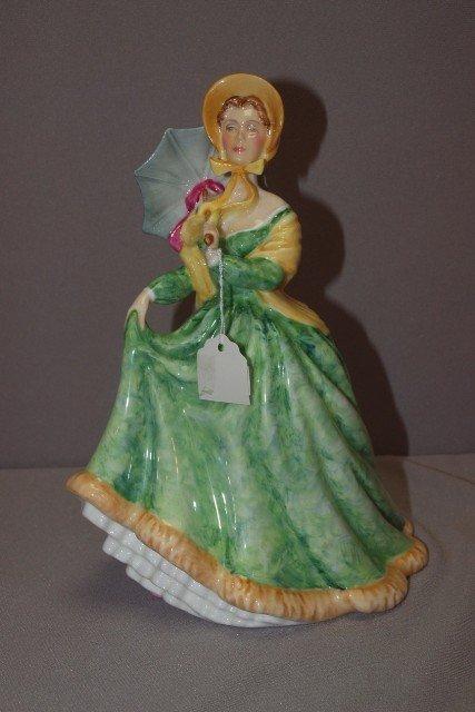 "189B: Royal Doulton ""Elizabeth"" lady figure, HN2946"