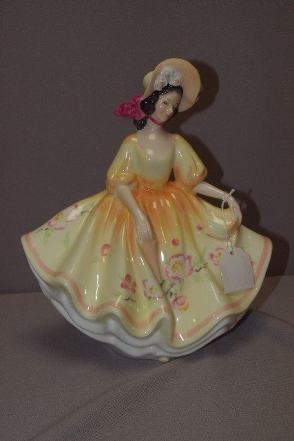 "189D: Royal Doulton ""Sunday Best"" lady figure, HN2206"