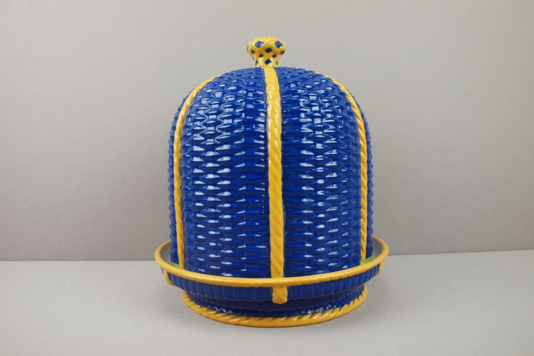580:  MINTON extremely rare newly discovered cobalt maj