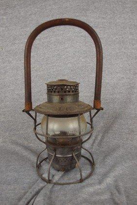 Adams & Westlake Railroad Lantern Adlake No. 250 Em
