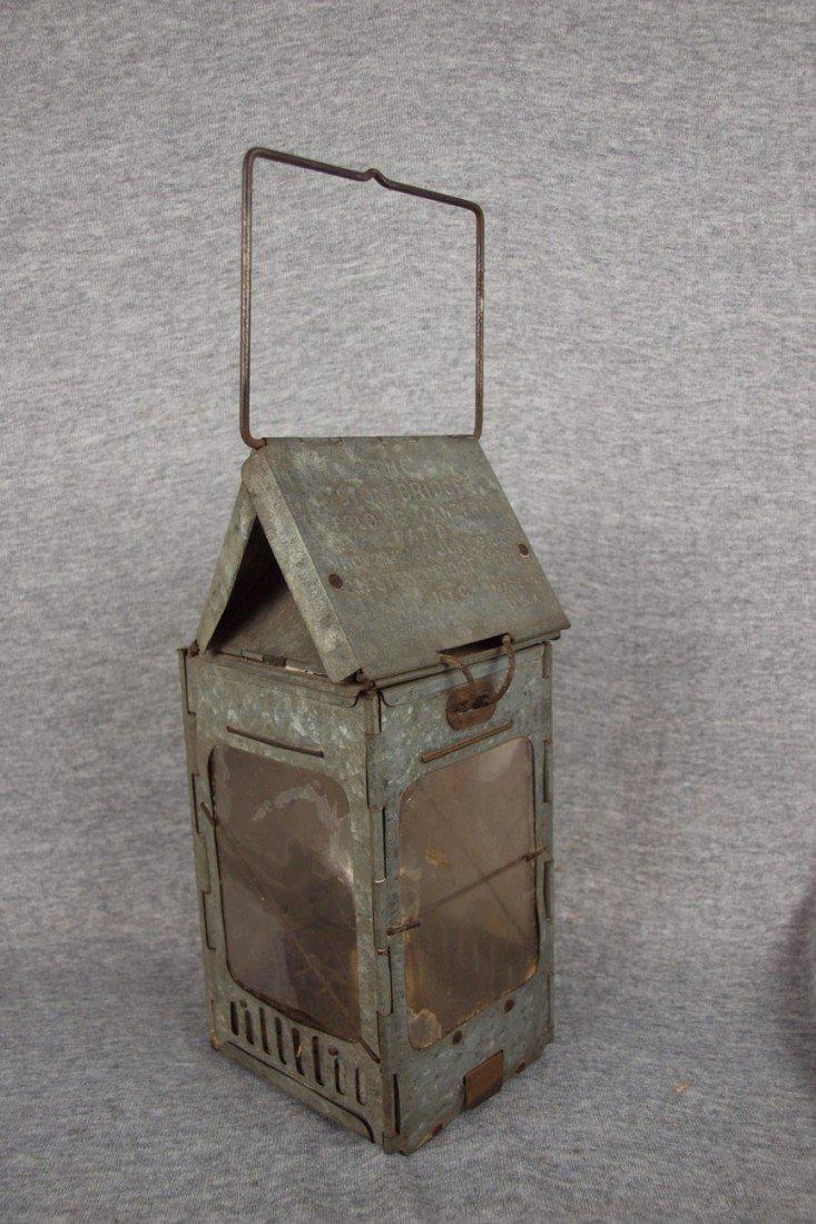66: The Stonebridge folding lantern