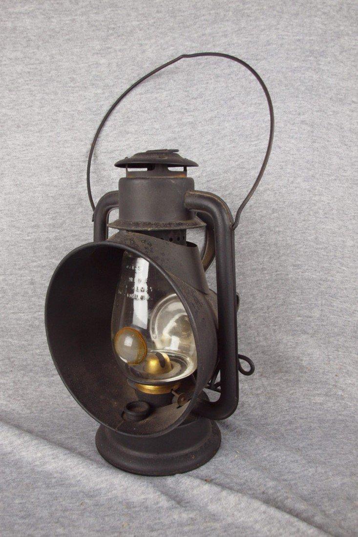 142: Railroad track inspectors lantern