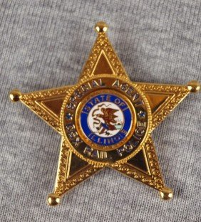 Chessie System Special Agent CSX Rail Police Badge