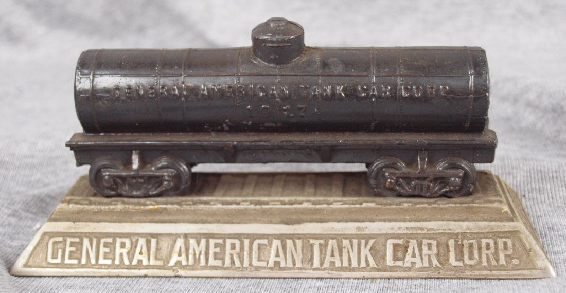 69:  General American Tank Car Corp , Chicago advertisi