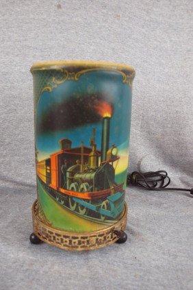 Econolite Train Motion Lamp, 1955