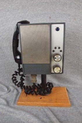 N&WRR Railroad Engine Radio