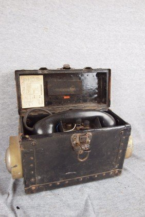 Automatic Electric Co., Railroad Radio Transmitte