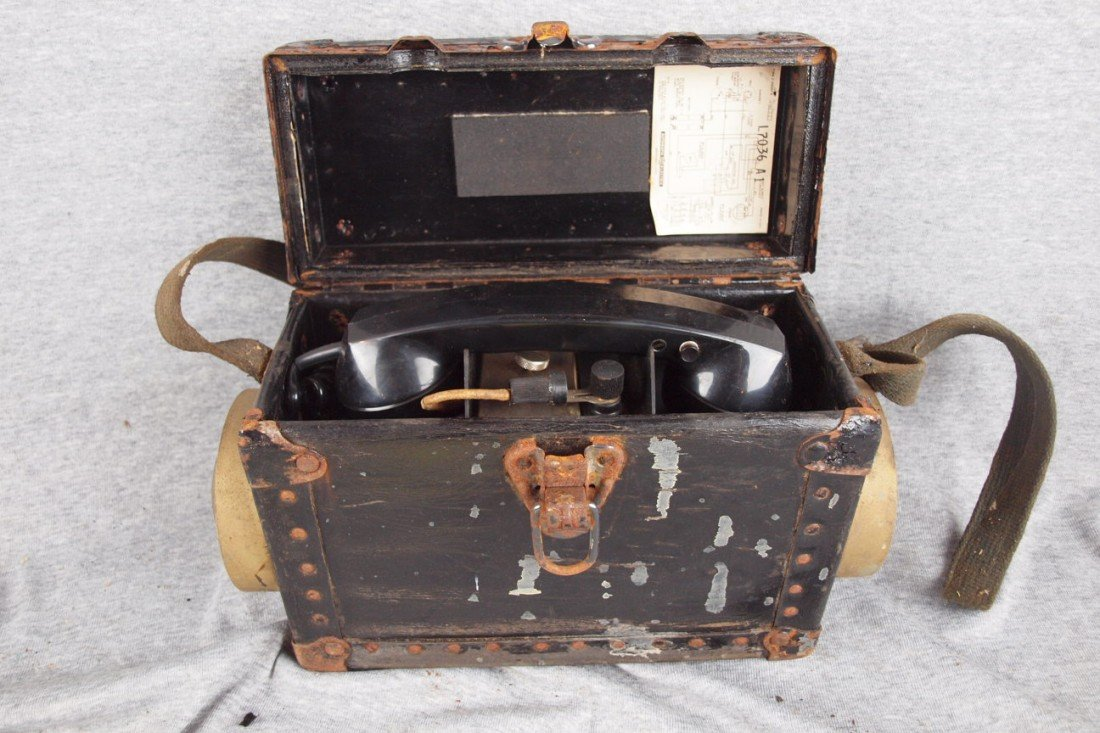 167: Automatic Electric railroad monophone