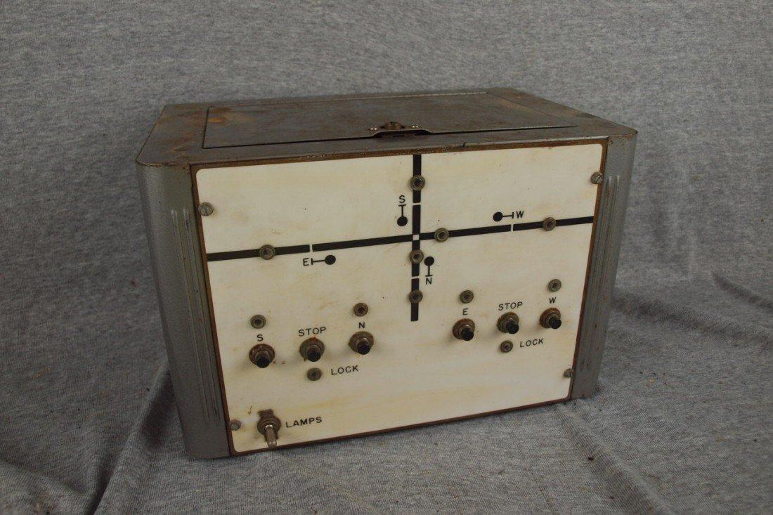 170:  Interlocker switch from St. Joe, Indiana