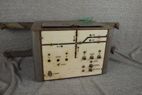 Interlocker Switch From East Junction, Avilla, In