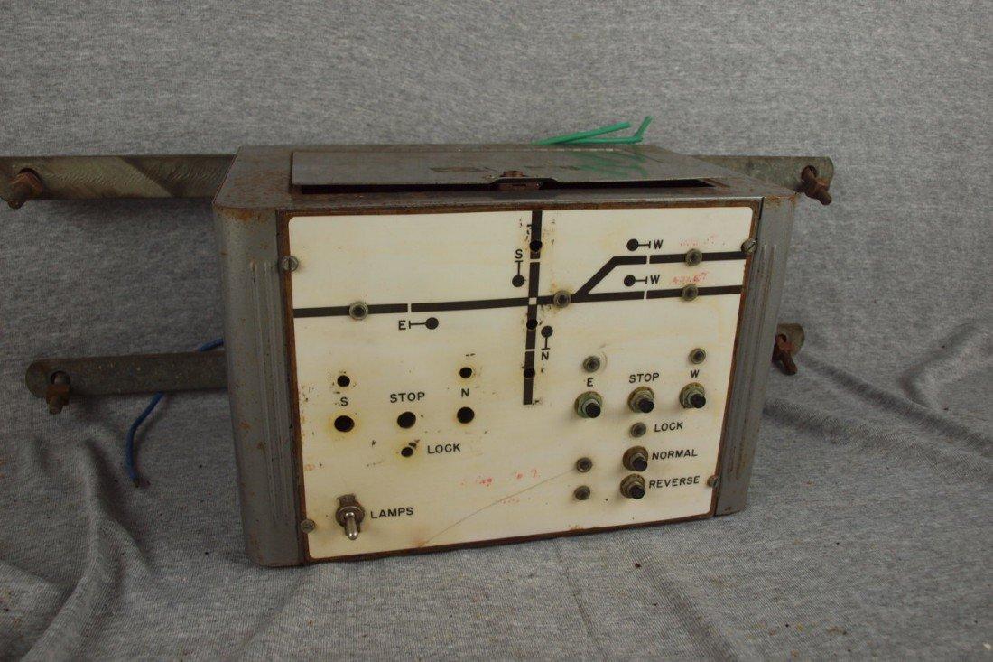 171:  Interlocker switch from East junction, Avilla, In