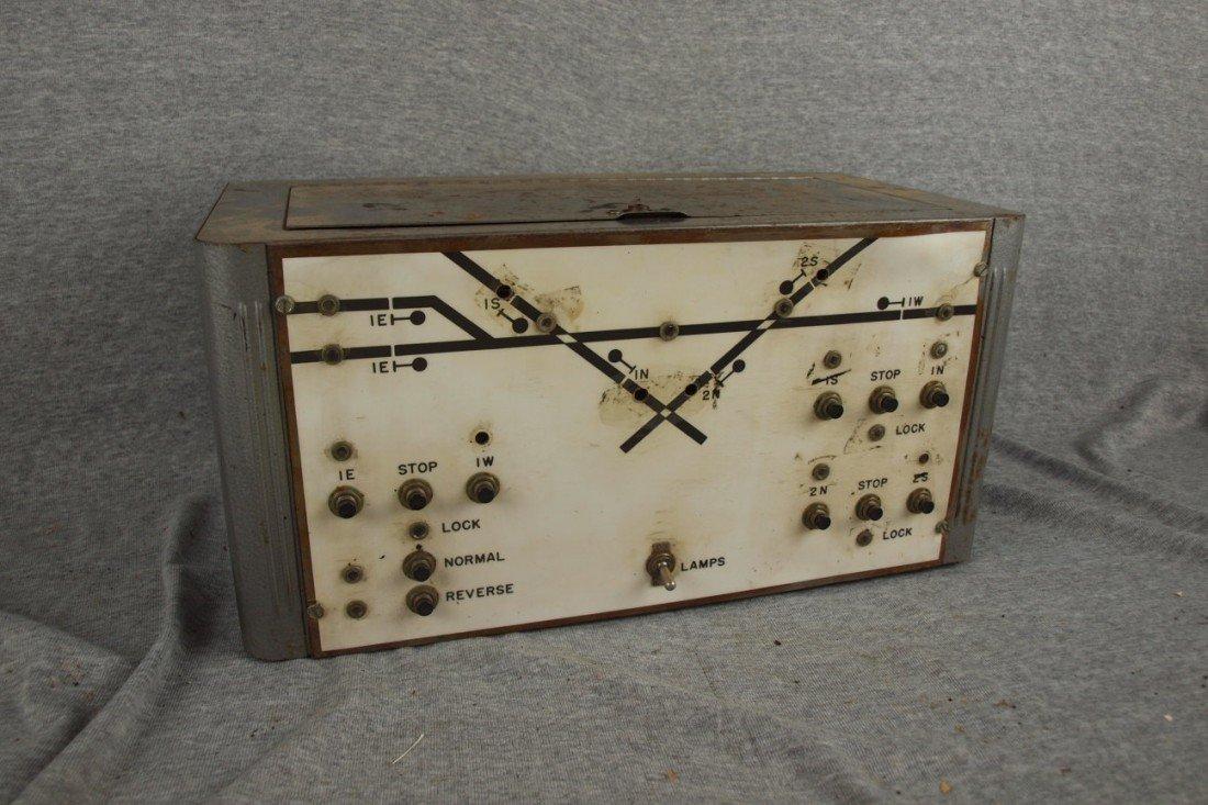 174:  Interlocker switch from Auburn , Indiana