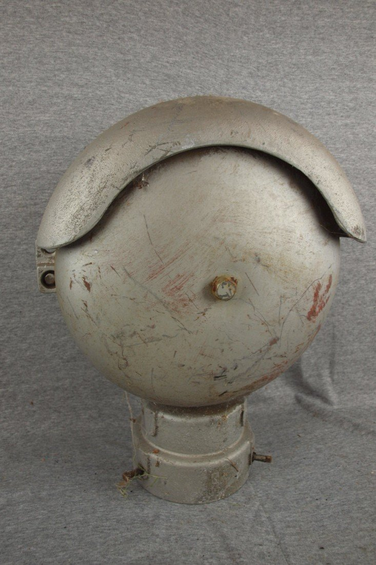 "184:  W.C. Hayes cast railroad bell, 12""d"