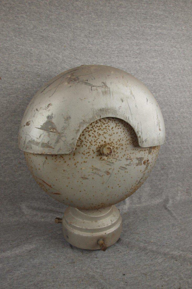 "186:  RACo railroad crossing bell, 12"""
