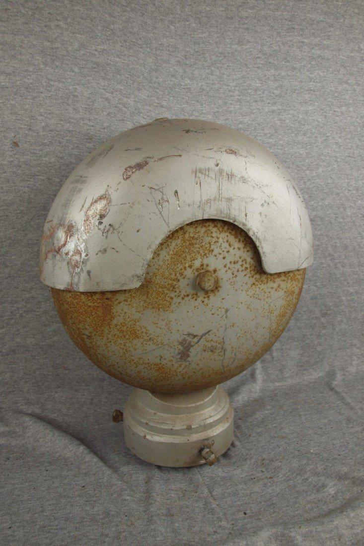 "187:  Railroad crossing bell, 12""d"