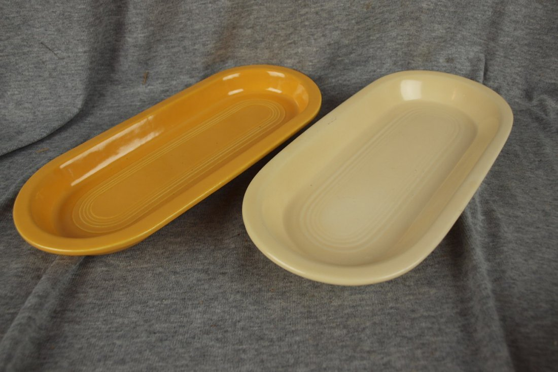 528: Fiesta utility tray group - yellow (nick) and ivor