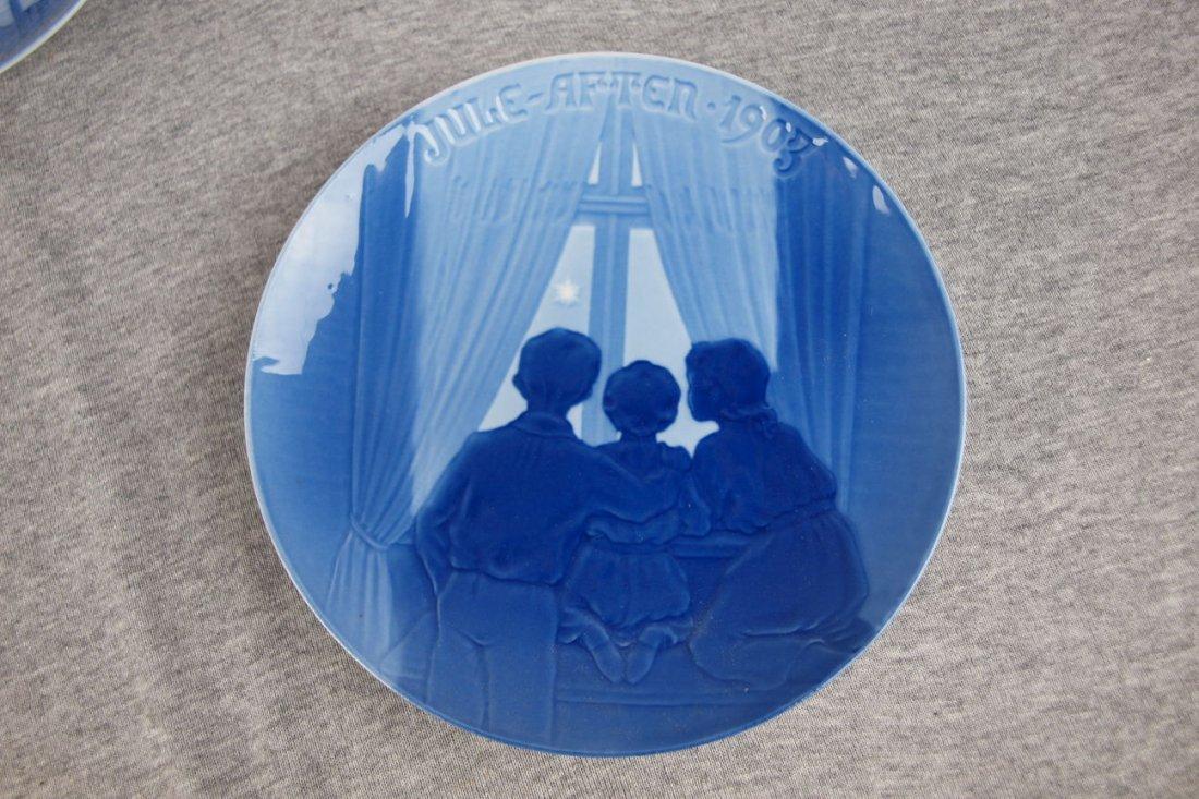 329: 1903 Bing and Grondahl annual Christmas plate