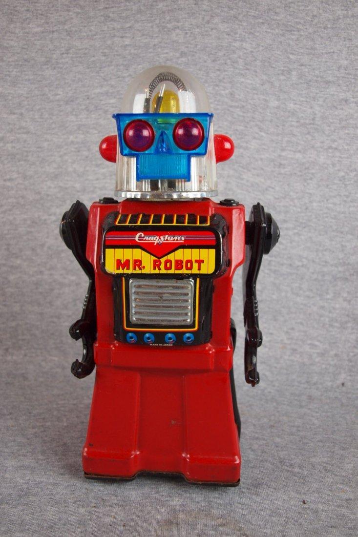 """85:  Cargstan """"Mr. Robot"""", 11"""""""