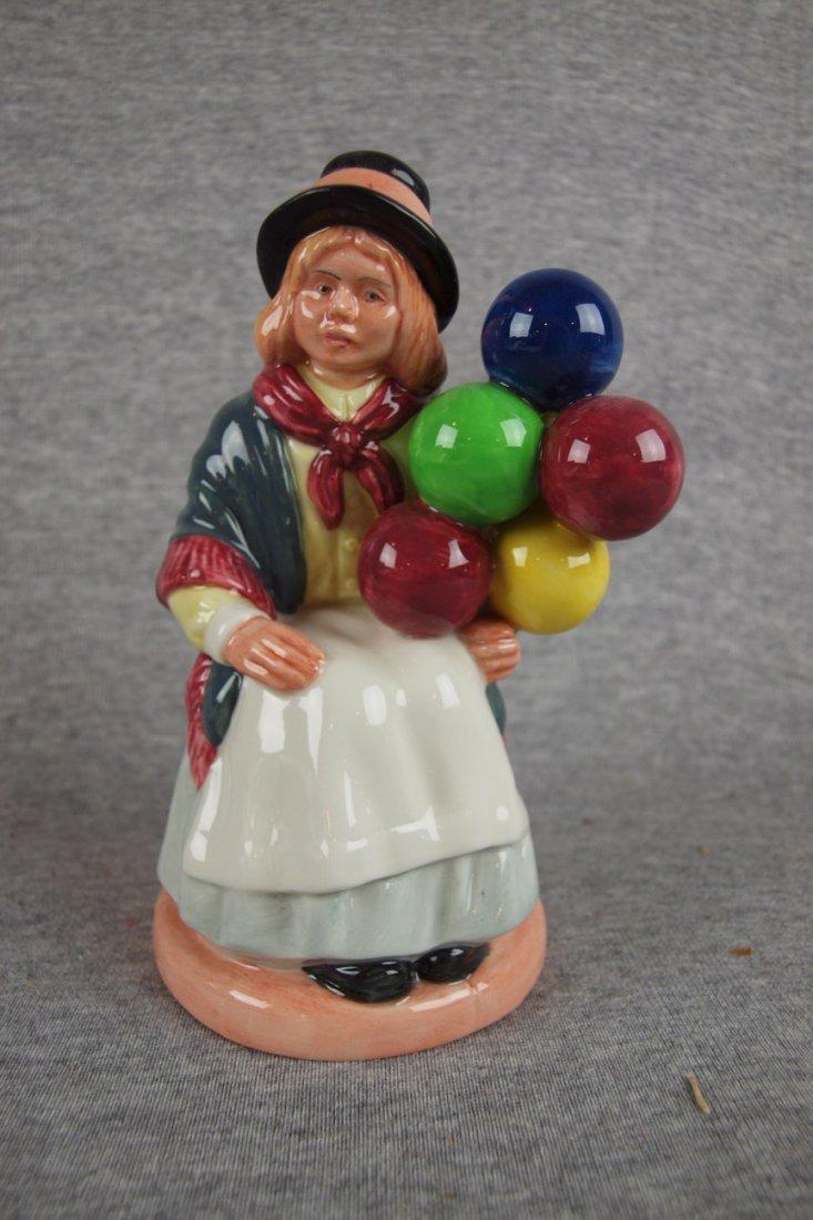 """505:  Royal Doulton """"Balloon Girl"""", no. 2818"""