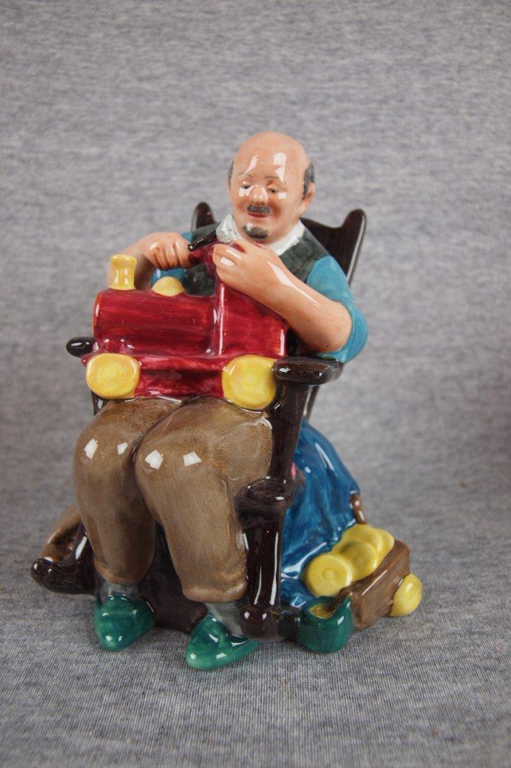"508:  Royal Doulton ""Toy Maker"" no. 2250"
