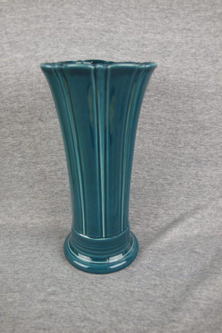 Fiesta Post 86 medium vase, juniper