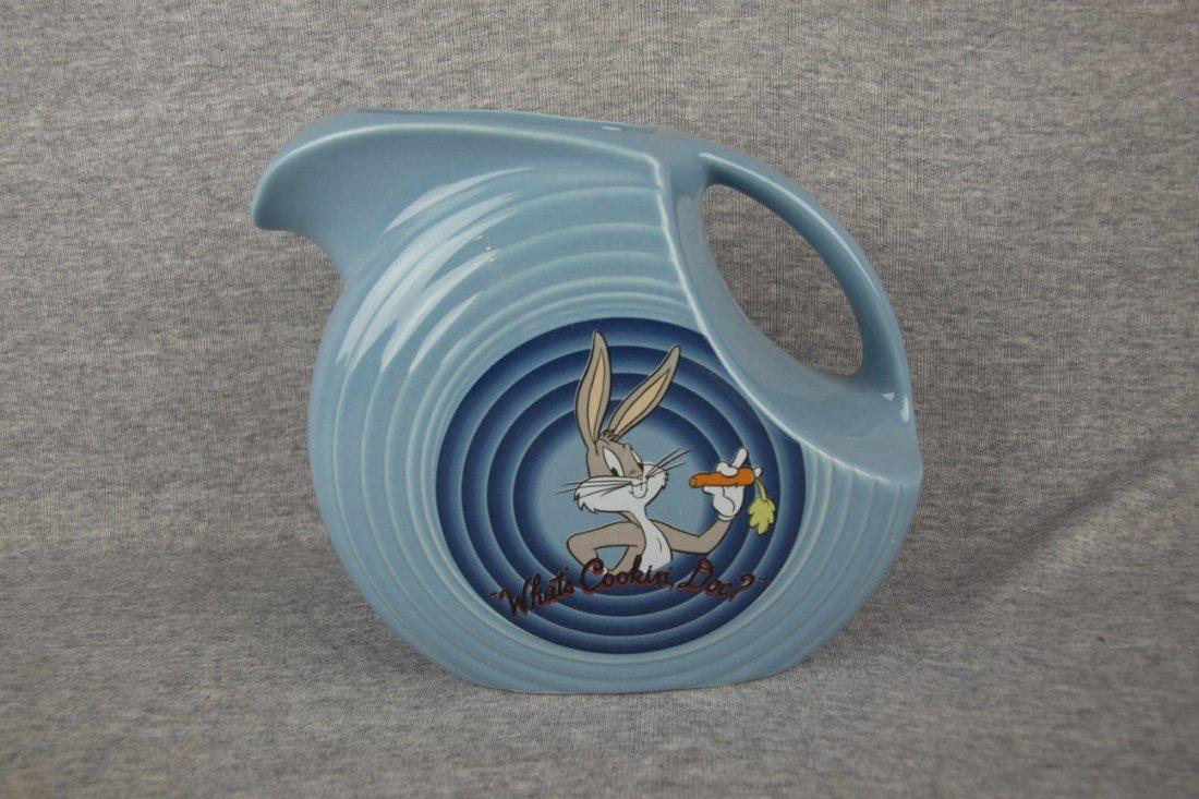 Fiesta Post 86 Warner Bros Bugs Bunny disk water pitche