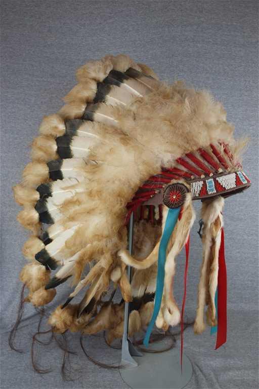 American Indian Chief Head Dress