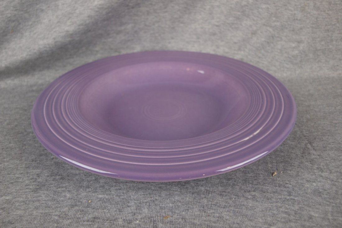 Fiesta Post 86 lilac pasta bowl