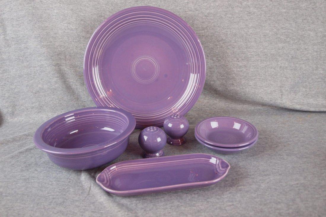 Fiesta post 86 lilac group - chop plate (wear), nappy