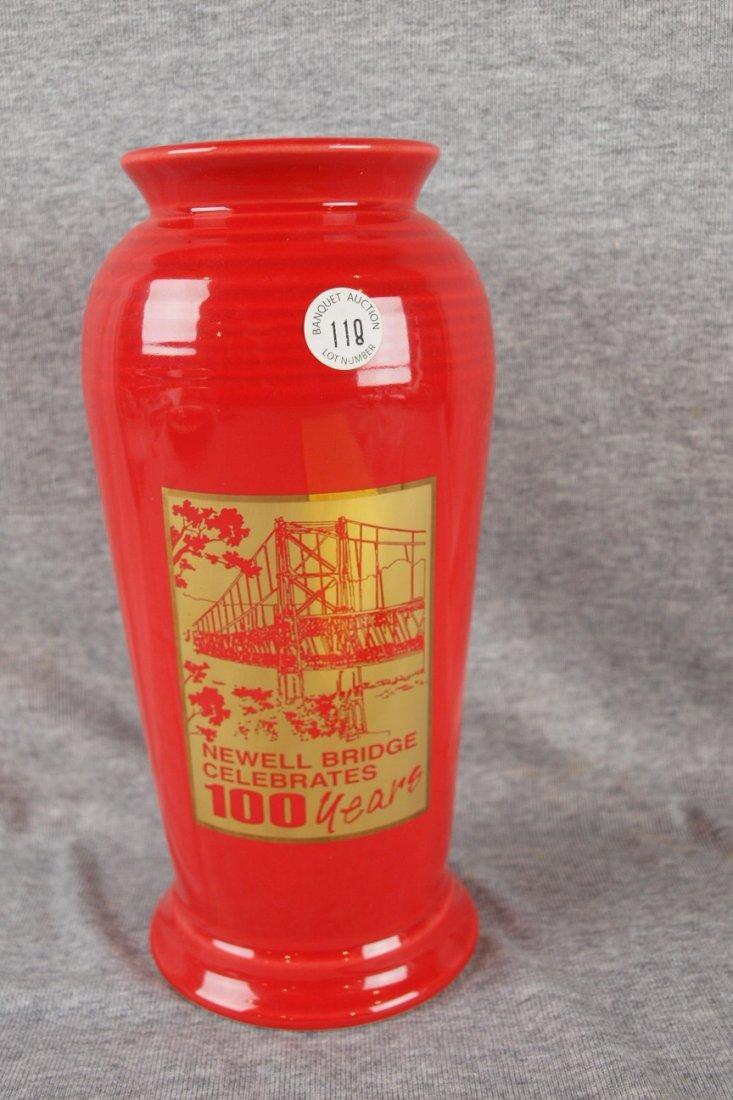 "Fiesta post 86 scarlet rare 2005 ""Newell Bridge"