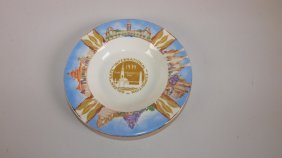 Fiesta 1939 Golden Gate International Expo Ashtray
