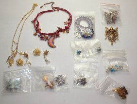 Kirks Folly Lot Of Jewelry