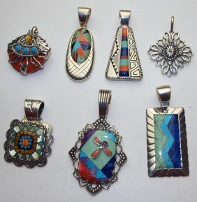 Carolyn Pollack Sincerely Southwest Sterling Silver Lot