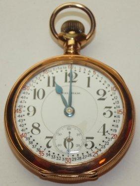Waltham O.f. Pocket Watch 16s