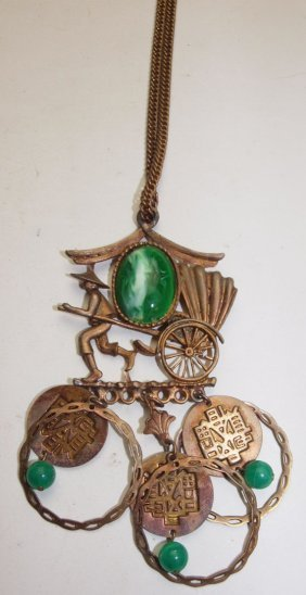 Rickshaw Oriental Necklace