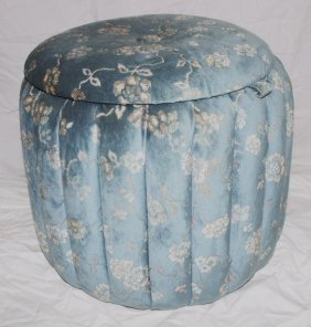 Ottoman With Lift Top For Storage