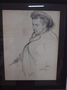 Glen Henshaw (1880-1946 Indiana, New York & Maryland)