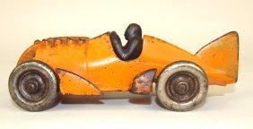 Hubbly Cast Iron Race Car