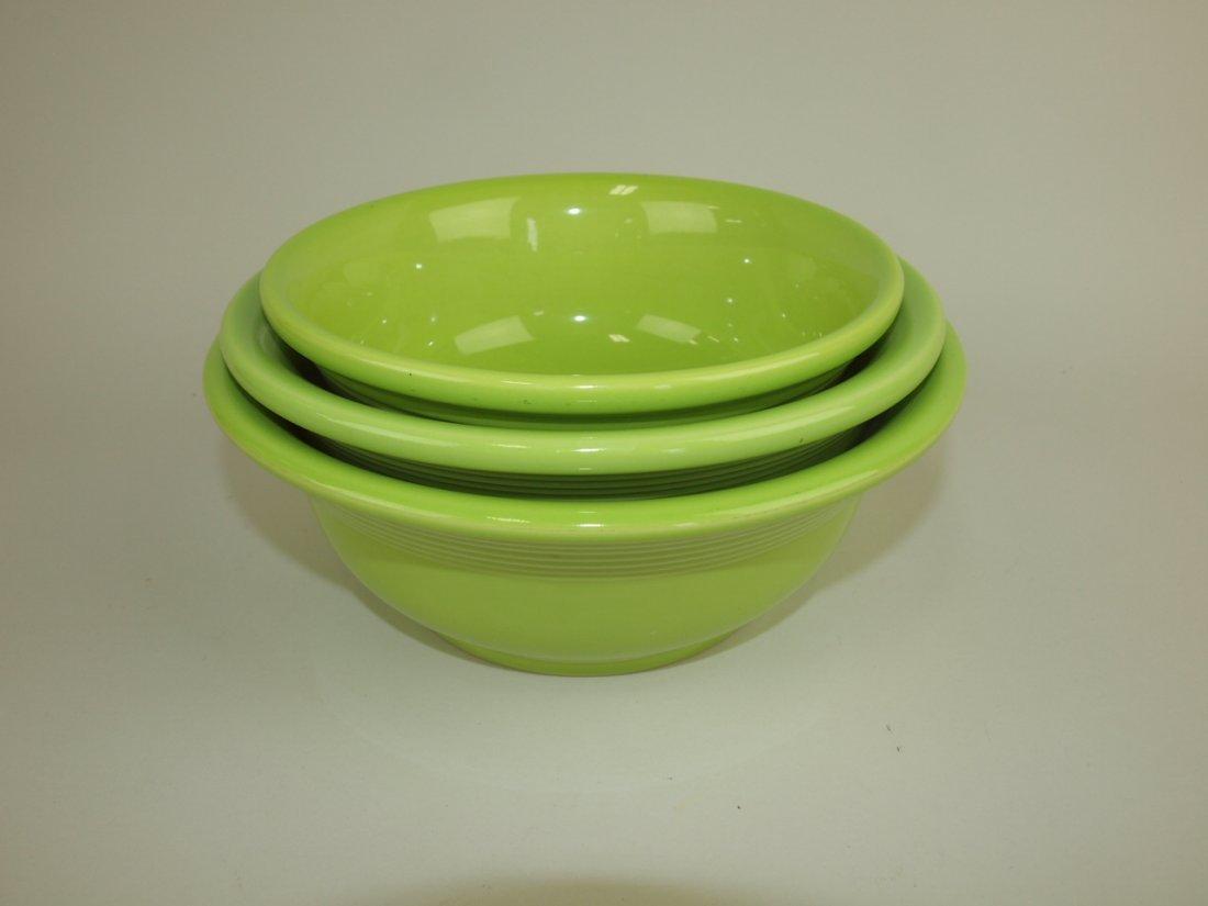 Fiesta Post 86 3 piece mixing bowl set