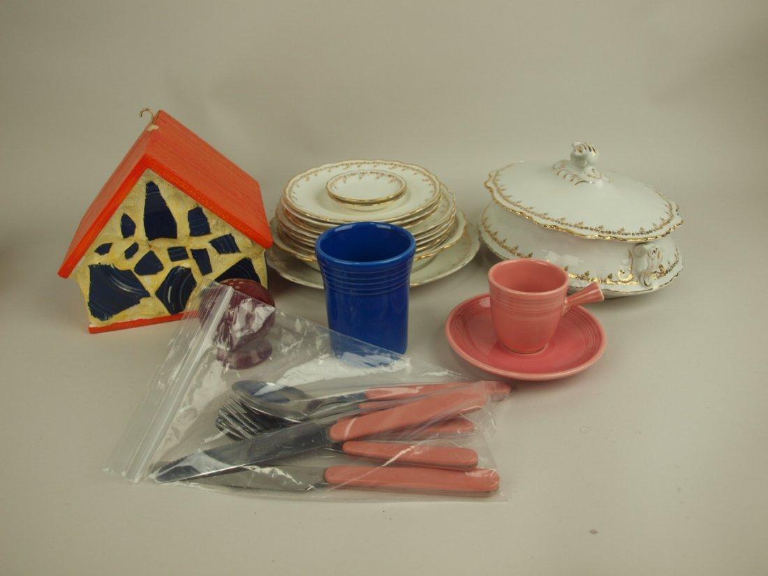 Fiesta & Homer Laughlin lot of assorted items