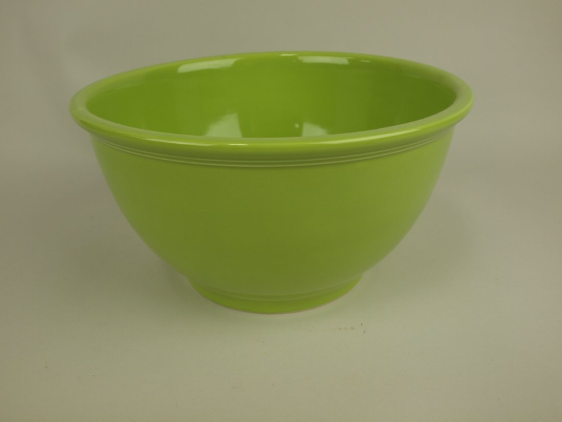 Fiesta Kitchen Kraft Rythm large chartreuse mixing bowl