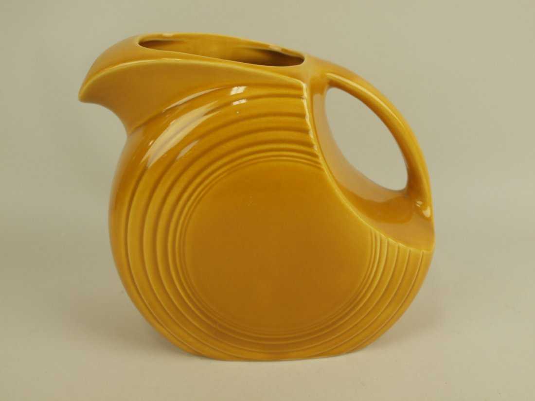 Fiesta Casualstone dish water pitcher