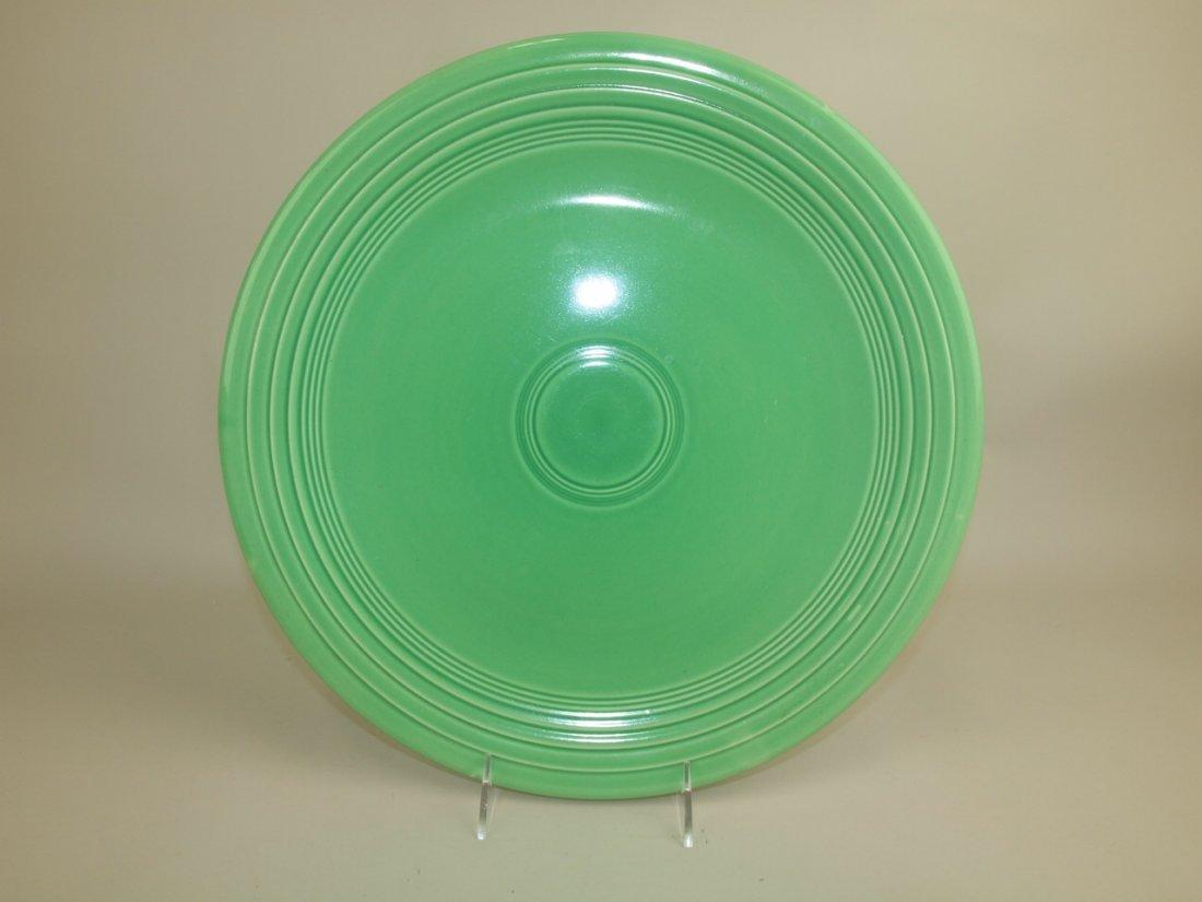 """Fiesta 15"""" chop plate, green"""