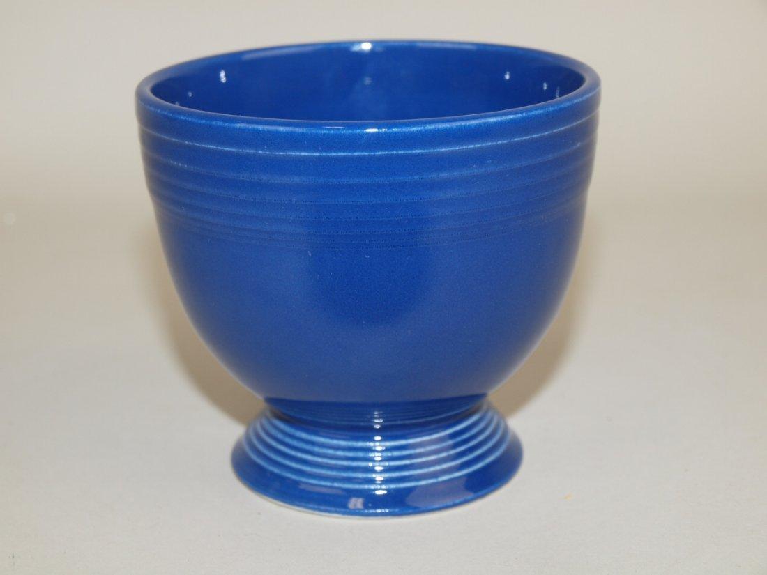 Fiesta egg cup, cobalt