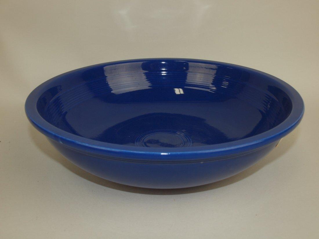 """Fiesta 11 3/4"""" fruit bowl, cobalt"""
