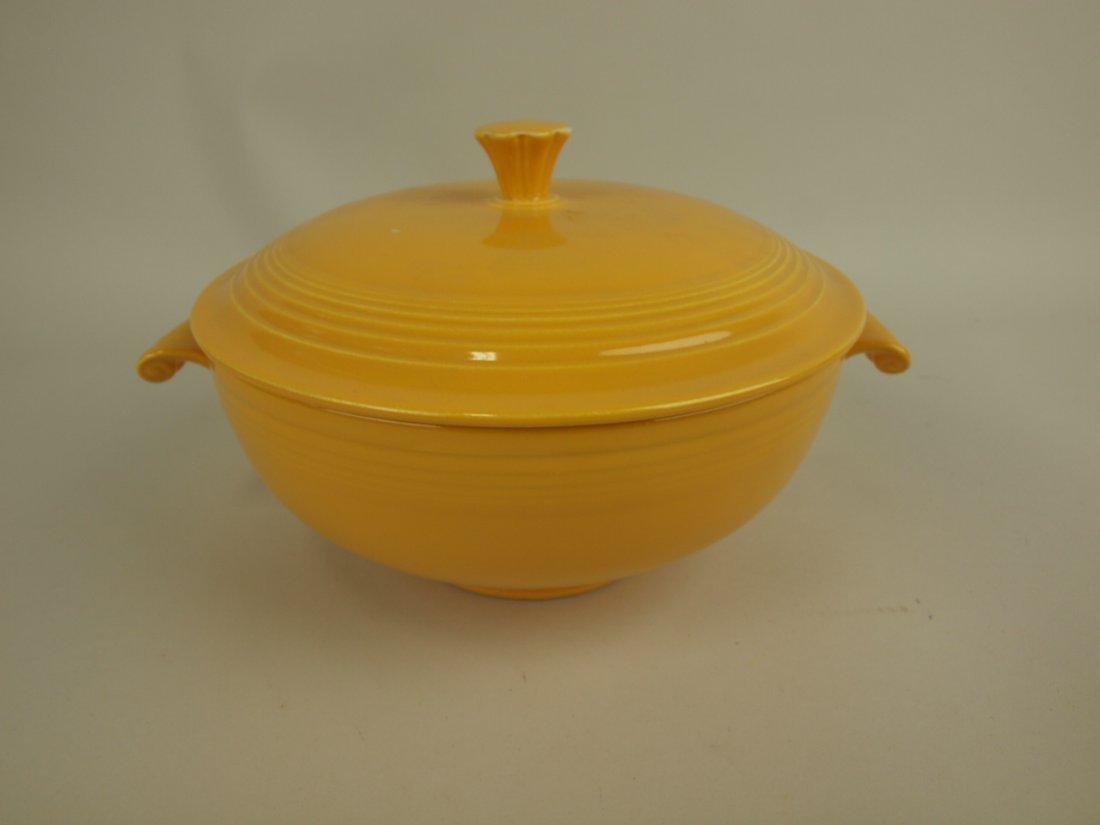 Fiesta casserole, yellow