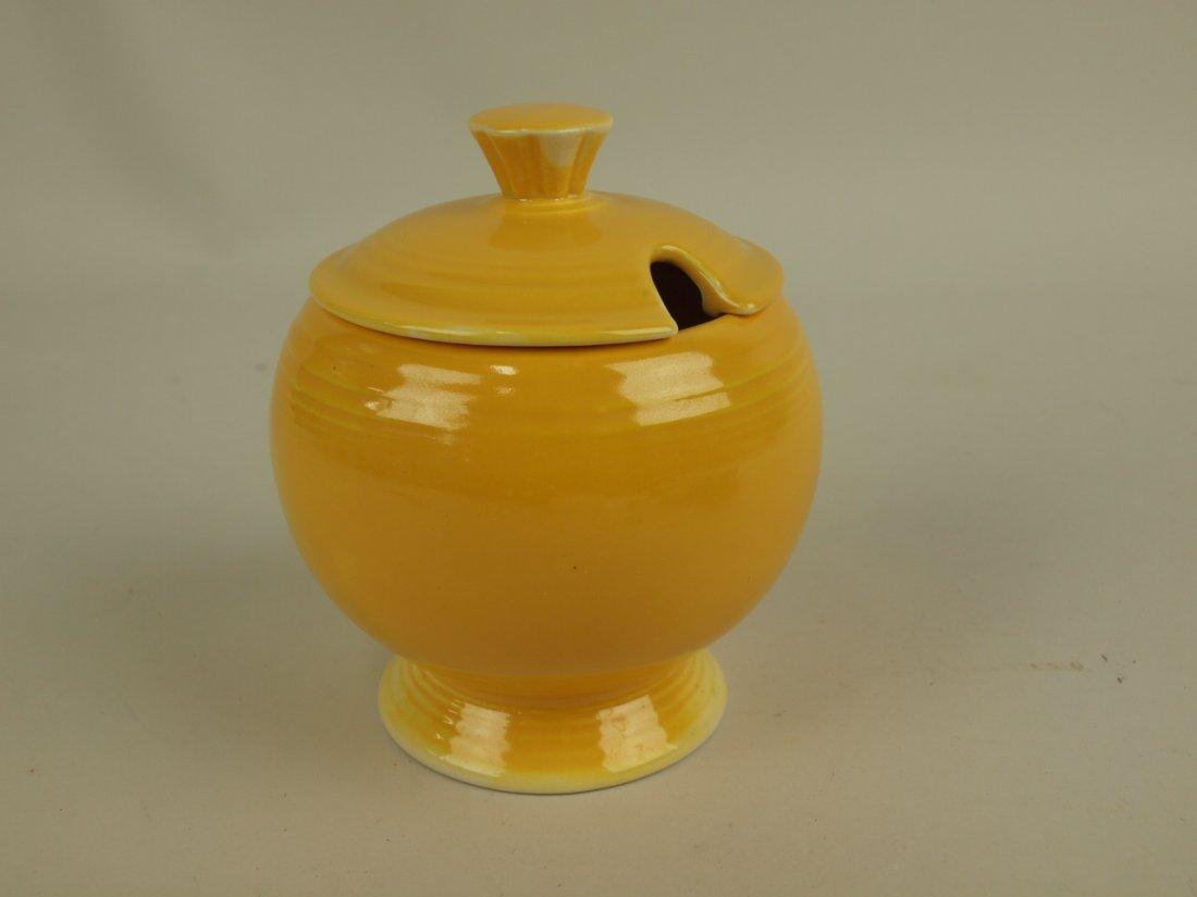 Fiesta marmalade, yellow