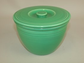 Fiesta #2 Mixing Bowl Lid, Green With Mixing Bowl